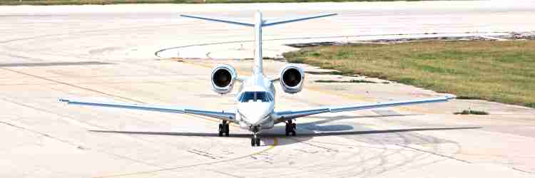 Brough Private Jet Charter